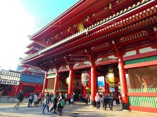 浅草寺の写真・画像素材[1055096]
