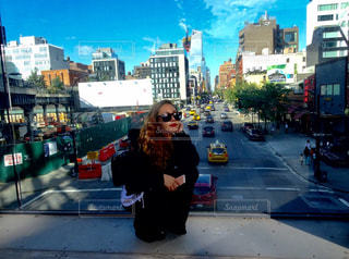 アメリカ ブルックリンの写真・画像素材[1057219]