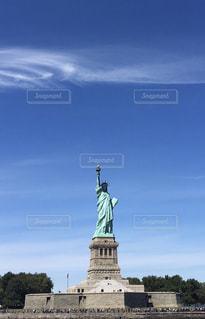 自由の女神の写真・画像素材[1057227]