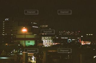 夜景の写真・画像素材[1055080]