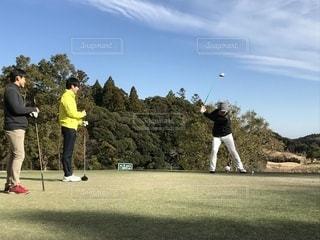 ゴルフの写真・画像素材[1059735]
