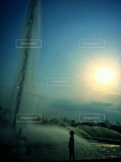 シルエットの写真・画像素材[1204396]
