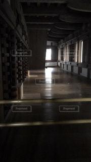 姫路城建物の内側の写真・画像素材[1056049]