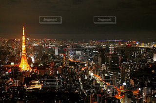 大東京夜景の写真・画像素材[1197745]