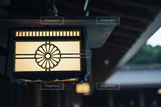 明治神宮にての写真・画像素材[1056260]