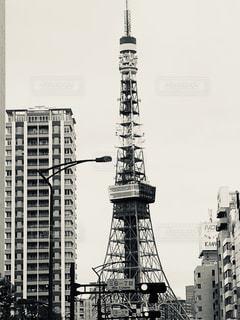 東京タワーの写真・画像素材[1075582]