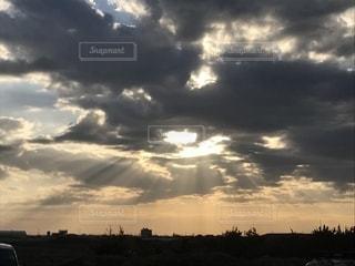 曇の中から…の写真・画像素材[1648138]
