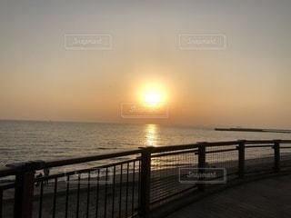 幕張の海の写真・画像素材[1056803]