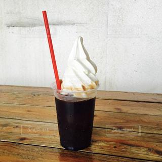 コーヒーフロートの写真・画像素材[1060802]