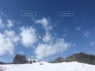 越後湯沢スキー場の写真・画像素材[1058876]