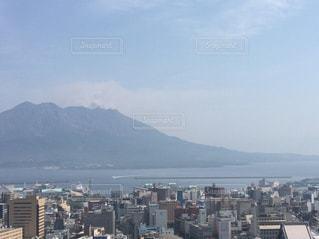 噴火の写真・画像素材[1091276]