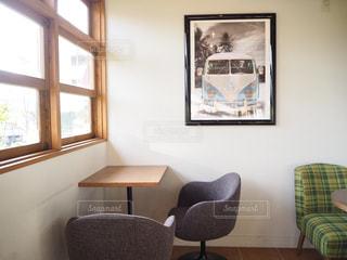 カフェの写真・画像素材[1065485]