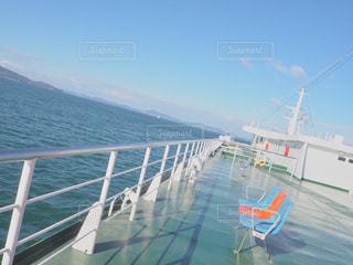 小豆島行きの船よりの写真・画像素材[1069366]
