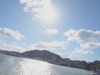 船からの眺めの写真・画像素材[1069369]