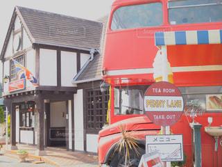 イギリス村の写真・画像素材[1092026]