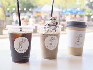 一杯のコーヒーの写真・画像素材[1514089]