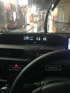 車の助手席の写真・画像素材[1058478]