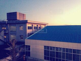 校舎の写真・画像素材[1059154]