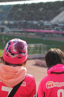 帽子をかぶった小さな女の子 - No.1064722