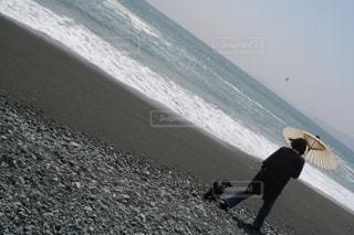 海散歩の写真・画像素材[1060418]