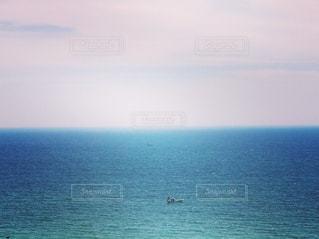 水平線の写真・画像素材[1063328]