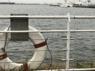 横浜の海の写真・画像素材[1661924]