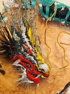 竜に魅せられての写真・画像素材[1064829]