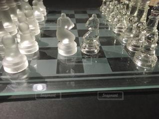 チェスの写真・画像素材[1068509]