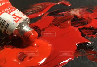 赤と黒の写真・画像素材[1073068]