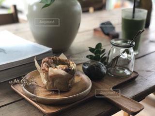 Cafe organic supply.の写真・画像素材[1060744]