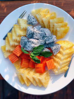 Fresh fruits.の写真・画像素材[1061106]