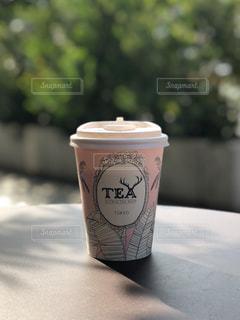 Milk tea.の写真・画像素材[1062092]