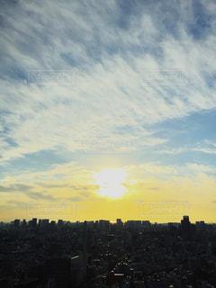 東京の黄昏時.の写真・画像素材[1152146]