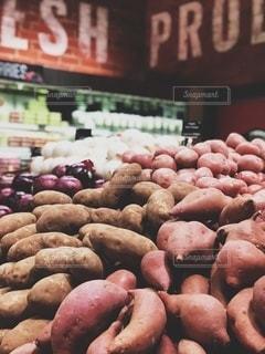 Organic market.の写真・画像素材[2789437]
