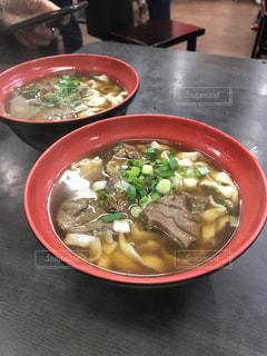 牛肉麺の写真・画像素材[1079318]