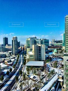 都市の景色の写真・画像素材[1060612]