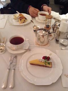 Harrodsにて午後の紅茶の写真・画像素材[1062428]