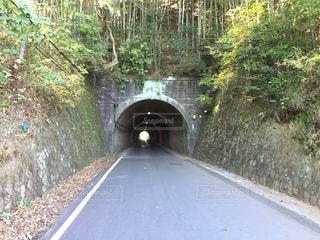 トンネルの写真・画像素材[1060944]