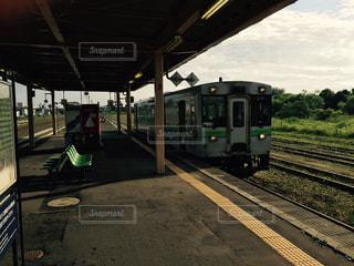 長万部駅の写真・画像素材[1061001]