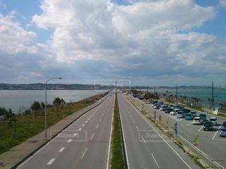 海中道路の写真・画像素材[1061614]