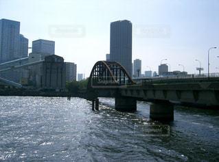 晴海橋梁の写真・画像素材[1061666]