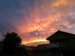 夕日の写真・画像素材[1061672]