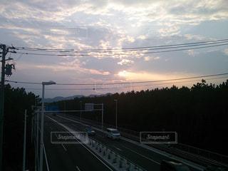 道路の写真・画像素材[1061719]