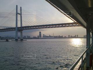 横浜ベイブリッジの写真・画像素材[1062215]