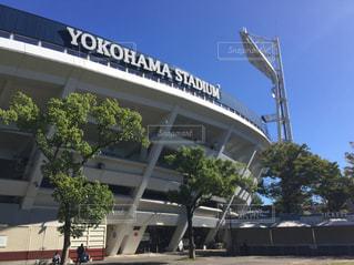 横浜スタジアムの写真・画像素材[1063697]