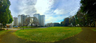 団地の公園 - No.1080723