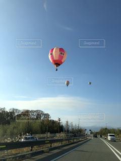 気球の写真・画像素材[1061378]