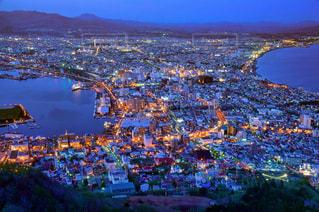世界三大夜景 函館の夜景。の写真・画像素材[2328281]