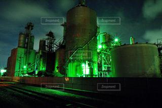 川崎工場夜景の写真・画像素材[1064442]