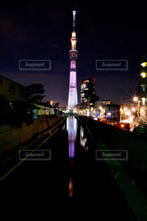 東京スカイツリーの写真・画像素材[2323974]